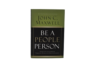 Be a People Person [Hardcover]