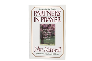 Partners in Prayer [Paperback]