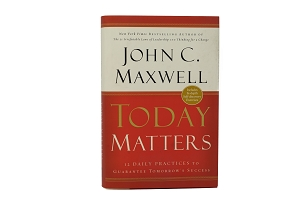 Today Matters [Hardcover]