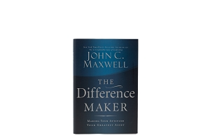The Difference Maker [Hardcover]