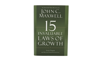 15 Invaluable Laws of Growth - Hardcover