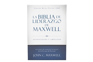 The Maxwell Leadership Bible [en español] - Edición completa de Leatherlook