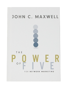 The Power of Five for Network Marketing [Hardcover] Version 2