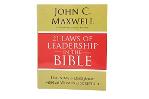Workbook 21 Laws of Leadership in the Bible