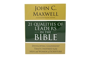 Workbook 21 Qualities of Leaders in the Bible