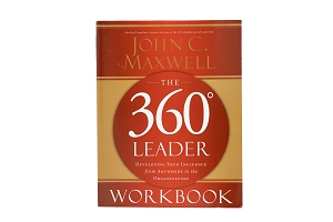 The 360 Degree Leader Workbook [Paperback]