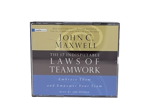 The 17 Indisputable Laws of Teamwork [CD]