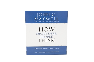 How Successful People Think [CD]