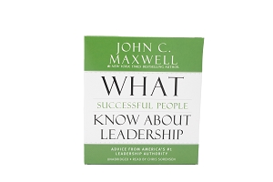 What Successful People Know About Leadership [CD]