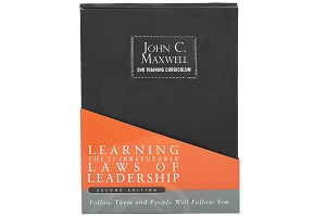 The 21 Irrefutable Laws of Leadership DVD Training Curriculum