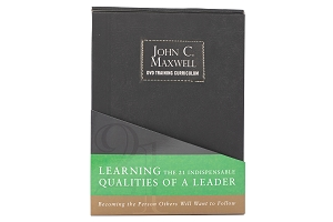 The 21 Indispensable Qualities of a Leader DVD Training Curriculum