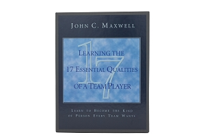 The 17 Essential Qualities of a Team Player DVD Training Curriculum