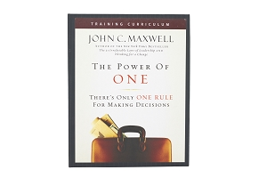 The Power of One DVD Training Curriculum