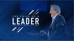 The Voice of a Leader: An Empowering Message of Strength