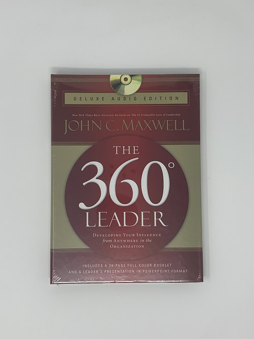 CD Set - Deluxe Audio Edition - The 360 Degree Leader