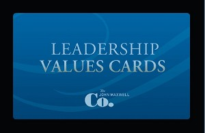5 Levels of Leadership Value Cards