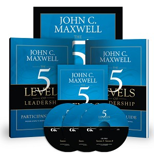 The 5 Levels of Leadership DVD Training Curriculum