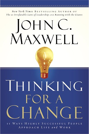 Thinking for a Change [CD]