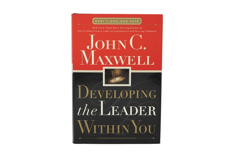 Developing the Leader Within You [Hardcover]