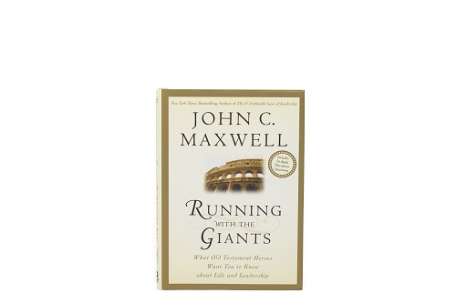 Running with the Giants [Hardcover]