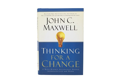 Thinking for a Change [Hardcover]