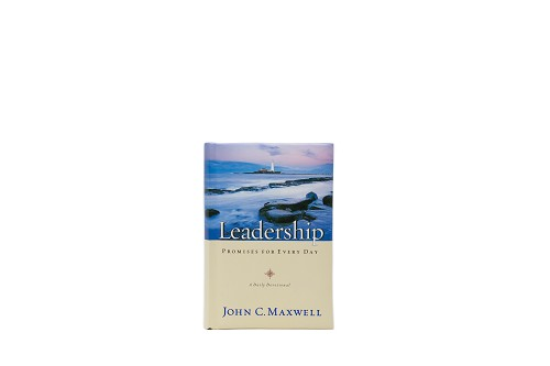 Leadership Promises for Every Day [Hardcover]