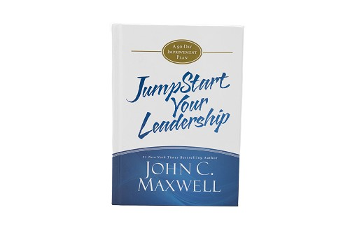 JumpStart Your Leadership [Hardcover]