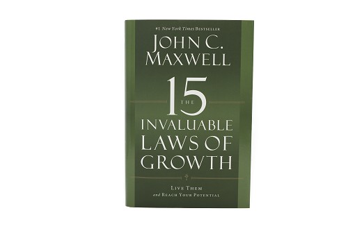 15 Invaluable Laws of Growth - [Hardcover]