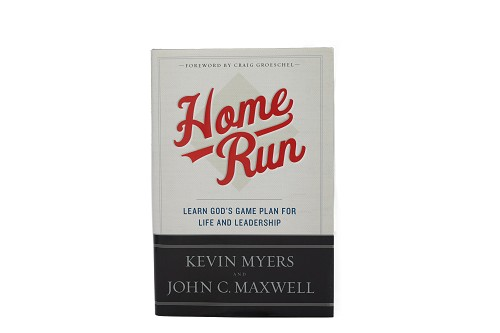 Home Run: Learn God's Game Plan for Life and Leadership [Hardcover]