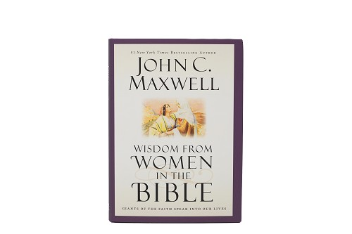 Wisdom from Women in the Bible [Hardcover]