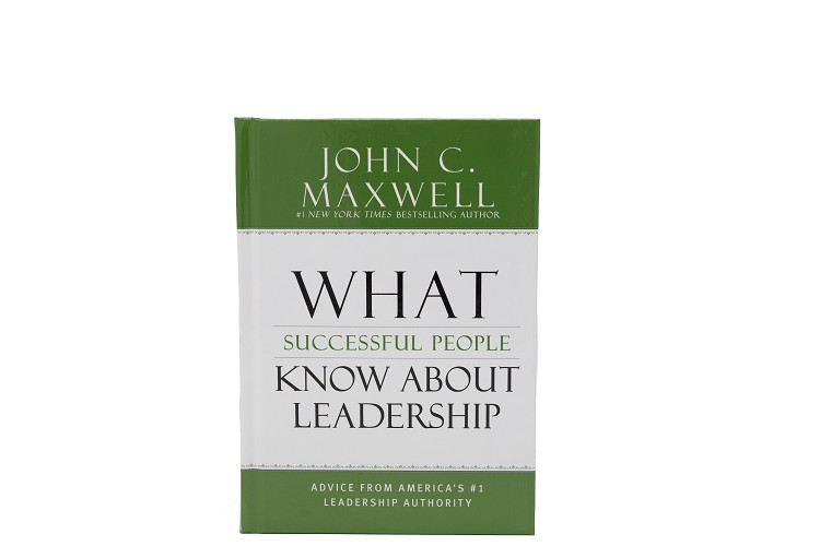 What Successful People Know About Leadership [Hardcover]
