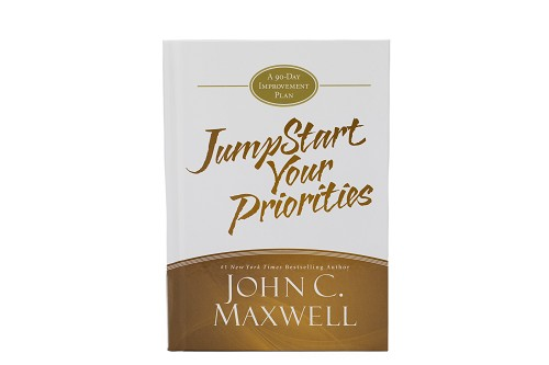 JumpStart Your Priorities [Hardcover]