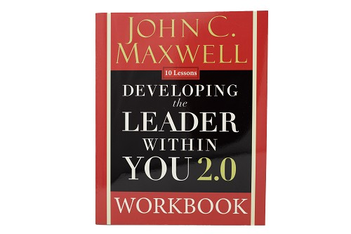 Developing the Leader Within You 2.0 Workbook [Paperback]