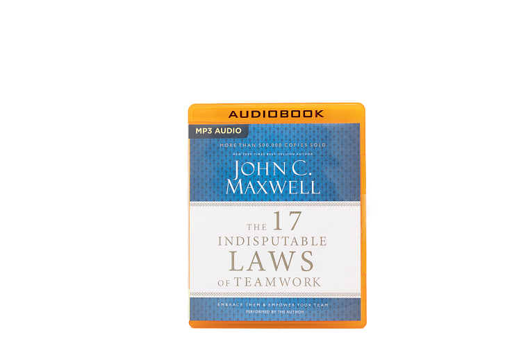 The 17 Indisputable Laws of Teamwork [MP3-CD]