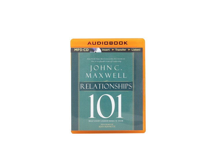 Relationships 101 [MP3-CD]