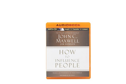How To Influence People [MP3-CD]