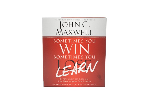 Sometimes You Win Sometimes You Learn [CD]