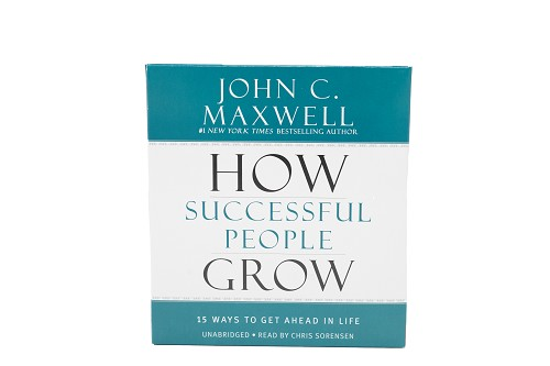 How Successful People Grow [CD]