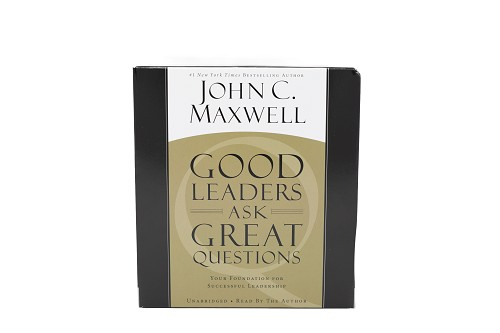 Good Leaders Ask Great Questions [CD]