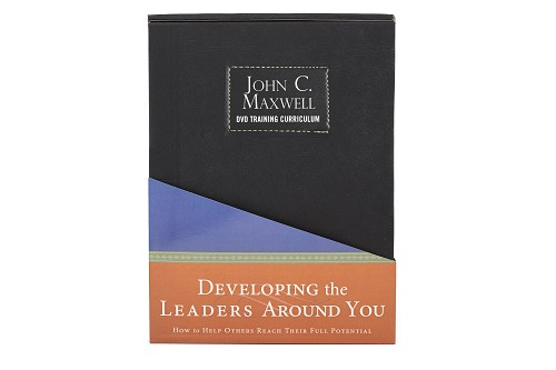 Developing the Leaders Around You DVD Training Curriculum
