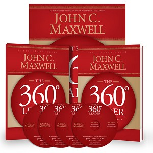 The 360 Degree Leader DVD Training Curriculum