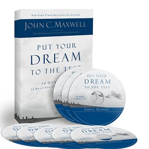 Put Your Dream to the Test DVD Training Curriculum