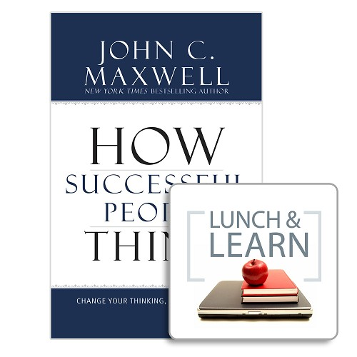 Lunch & Learn - How Successful People Think [Digital-PDF]