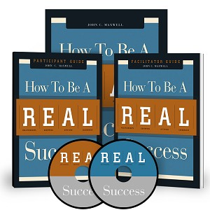 How to Be a REAL Success DVD Training Curriculum