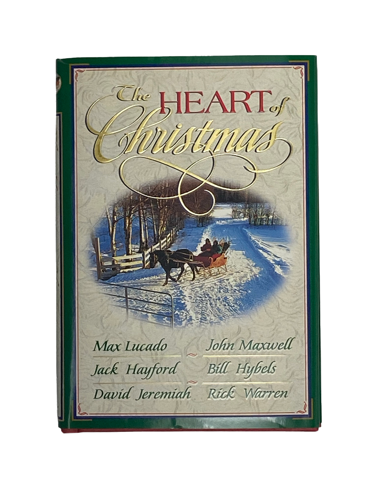 The Heart of Christmas [Hardcover]